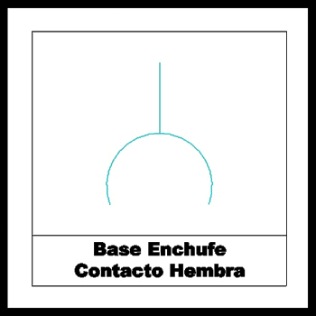Base Enchufe